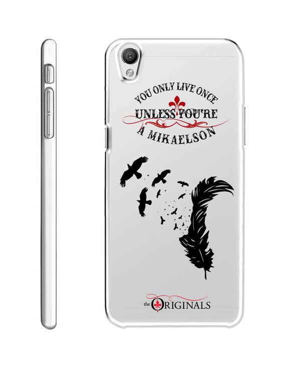 The Mikealson手机壳(软壳)