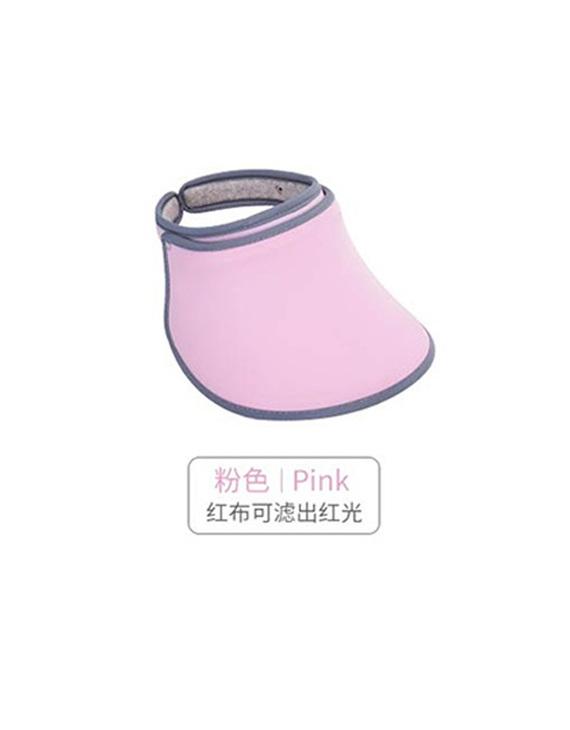 VVC 韩国正品儿童防晒帽遮阳帽蓝色/果绿色/粉色/3色可选