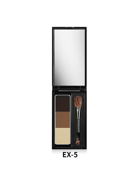 KATE/凯朵 三色造型眉粉 3G EX5