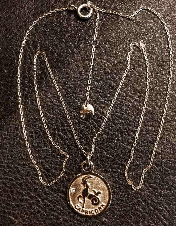 【原价979 粉丝专享价699】HEFANG Jewelry/何方珠宝星座金币项链(不退换)
