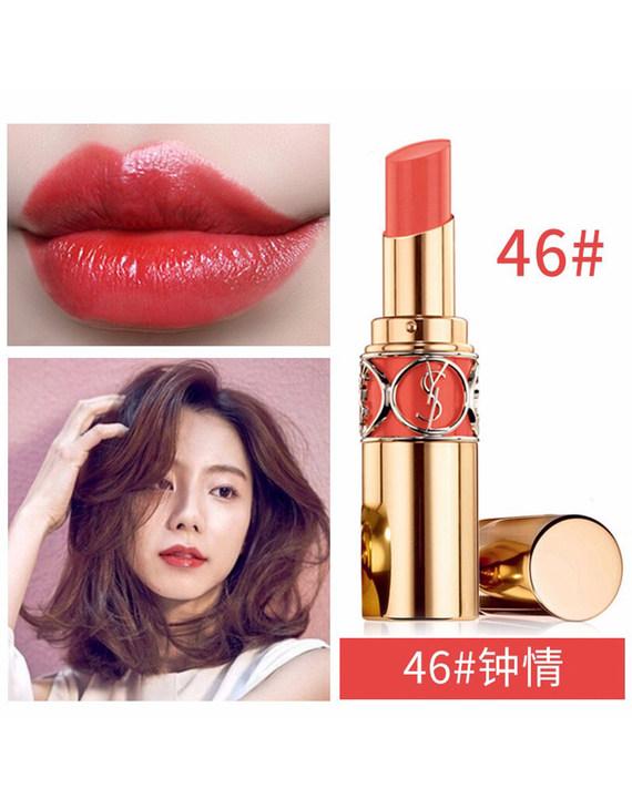 YSL/圣罗兰 迷魅亮彩圆管唇膏4.5g  46#