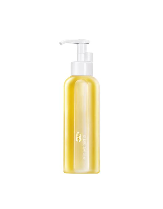 【保护皮脂膜 1s乳化 没有残留 洗卸合一 】逐本植物卸妆油150ml