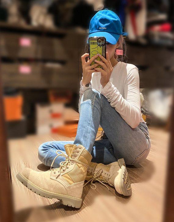 情侣马丁靴(收货后7天内可退换)