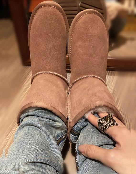 男女通款雪地靴(不退,可换尺码)