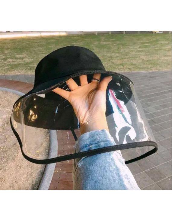 防护面罩渔夫帽(不退换)(新疆、西藏、湖北地区不发货)